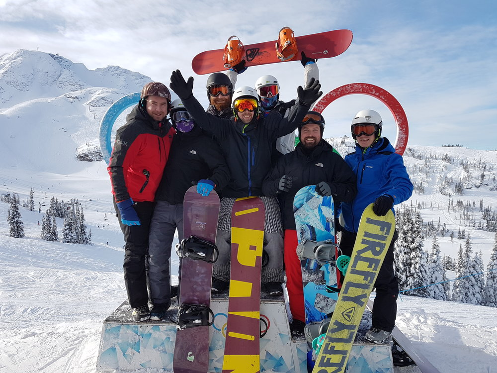 Private ski & snowboard tours in Whistler, British Columbia.