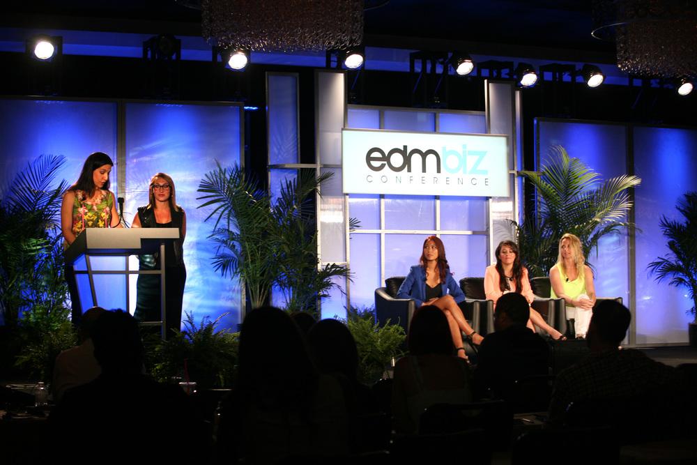 Alexa Ahrem EDM Biz Conference Speaker
