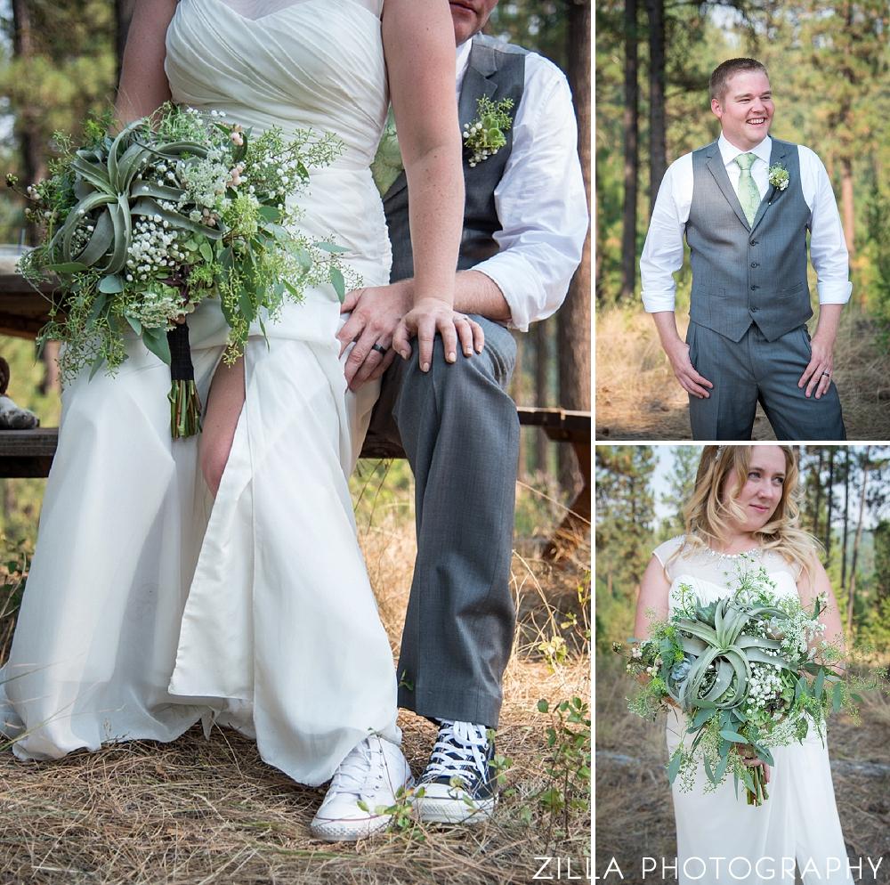 Bridal-Portraits-Succulent-Bouquet