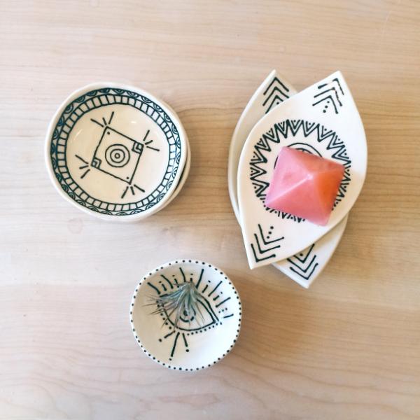 Amber Eye Ceramics Small bowls & Soap Dish