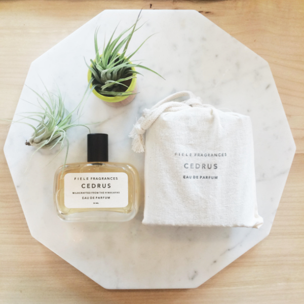 Fiele Fragrances: Cedrus Eau de Parfum