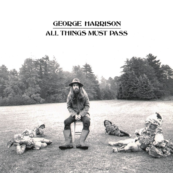 "George Harrison, ""All Things Must Pass"""