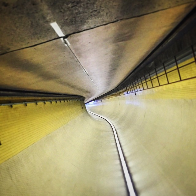 Warp speed #interdimensional #travel #robertclevytunnel #sf #VSCO
