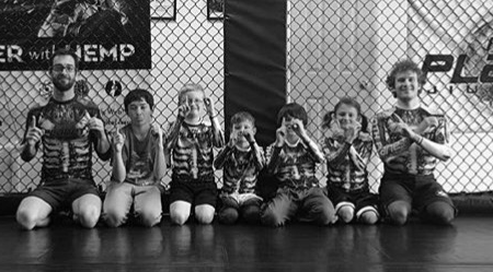 Our kids classes are focused on teaching respect and discipline through martial arts. In learning and understanding jiu jitsu, your child will develop the confidence necessary to deal with stressful and tense situations—whether it's de-escalating a situation with a bully at school, taking important tests, or competing in jiu jitsu tournaments. We are confident that our classes will provide a positive impact to your child's life.