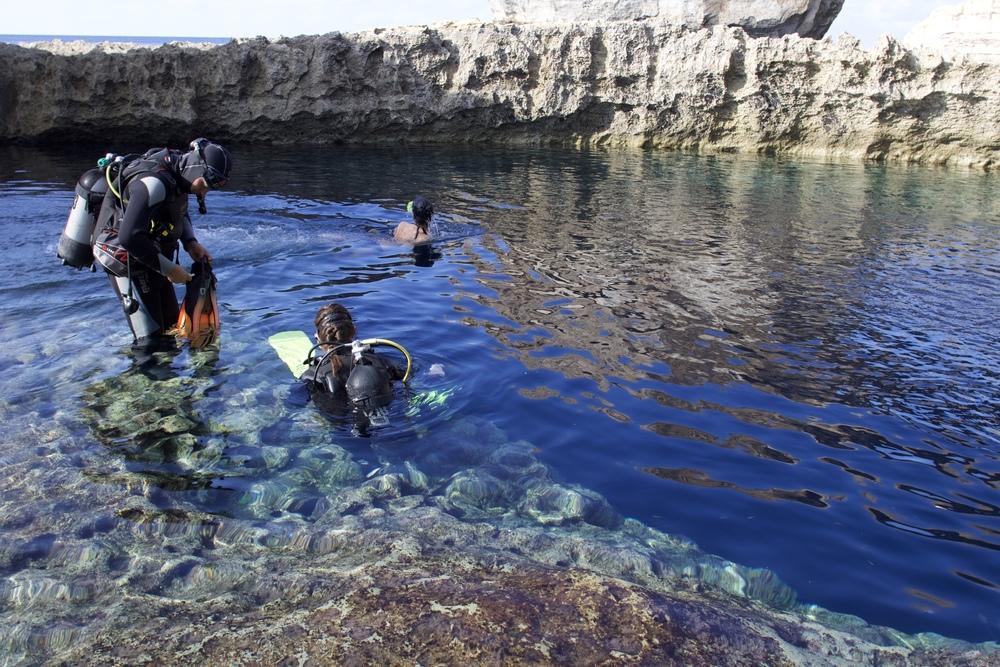 Gozo Blue Hole