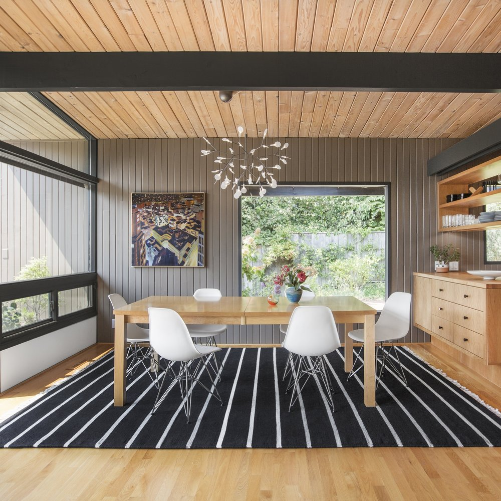 Midcentury Remodel by SHED