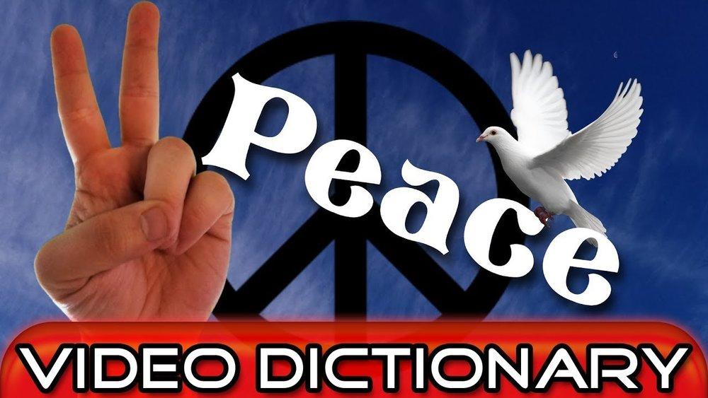 Peace Ni Cant We All Just Get Along Benjamin Lewis