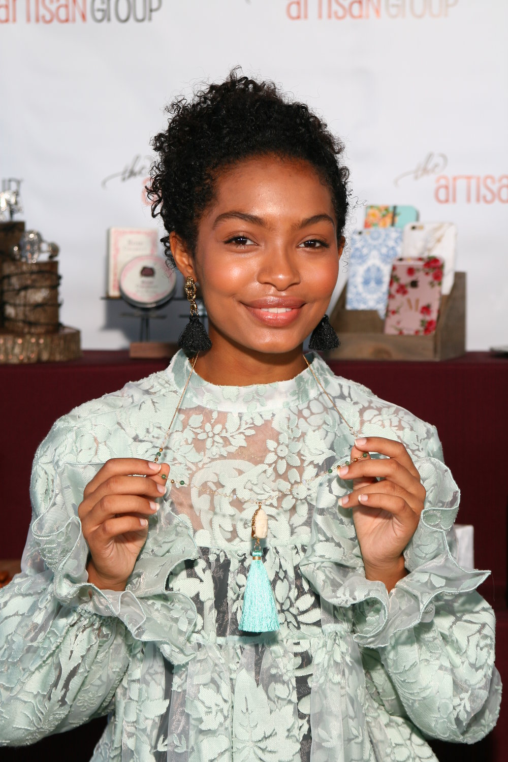 Yara Shahidi of Black-ish
