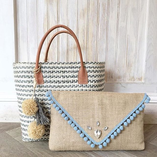 Love to see our exuma bags at @whitneyandwinston boutique in Boston💕