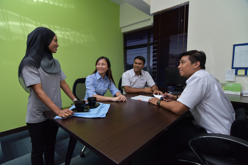 Our Services | Office Cleaning & Tea Lady
