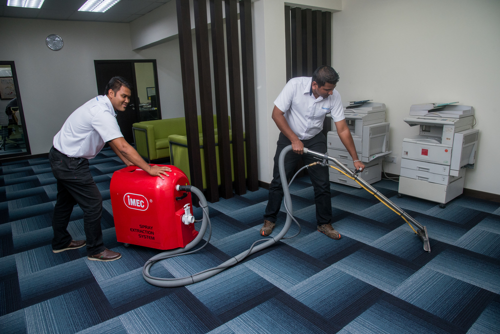 Carpet & Upholstery Cleaning |   READ MORE