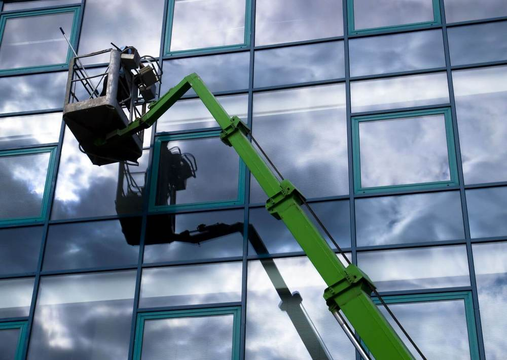 Our Services | External Facade Cleaning
