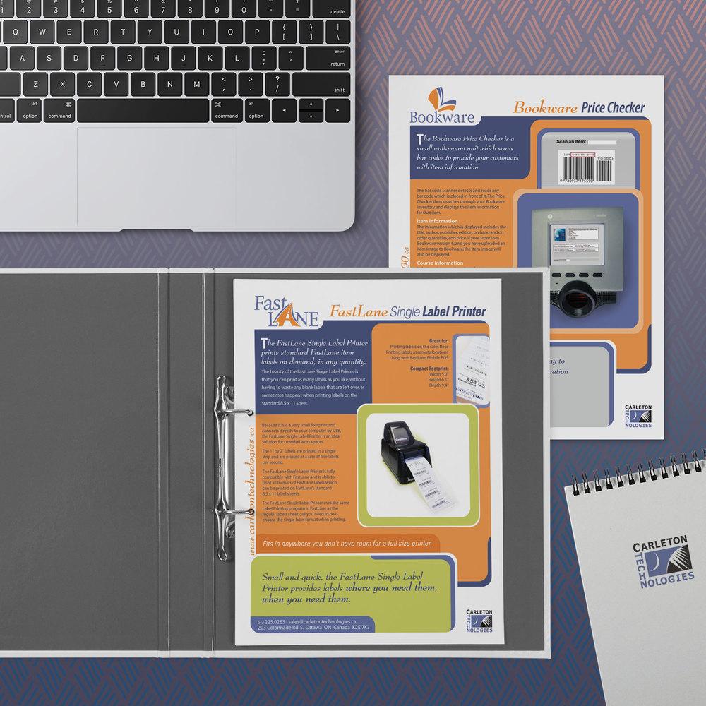 CTI-brochures