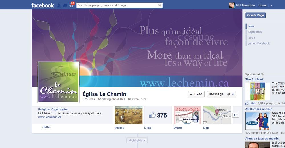 LeChemin-fb