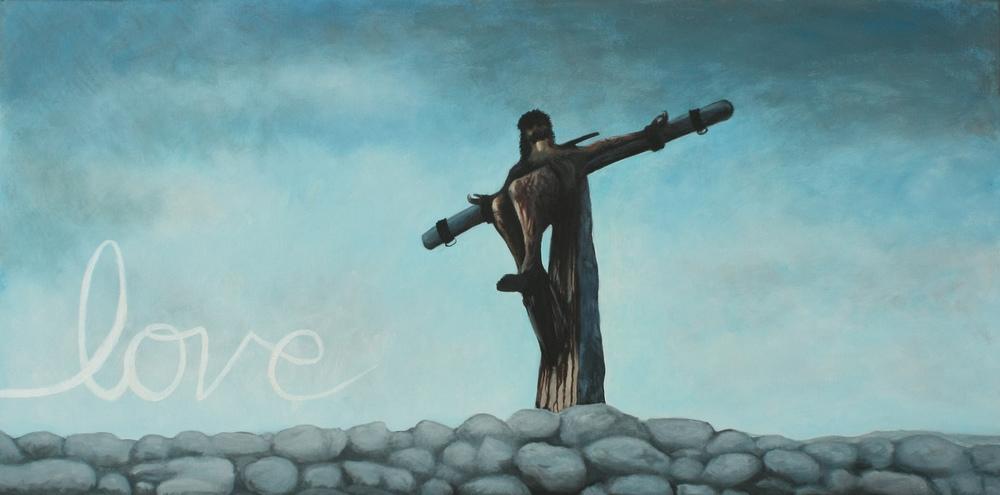 JesusIsLovePainting