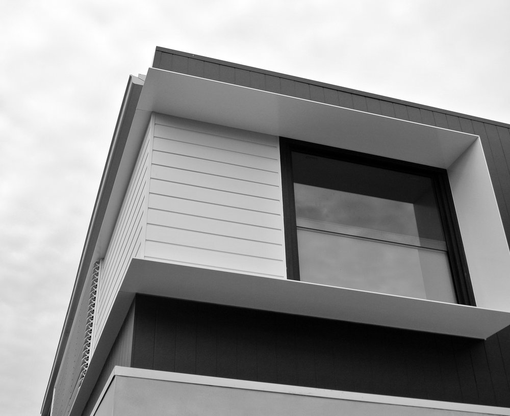 Flourish House - Clovelly NSW  A contemporary design and build project in Sydney's beachside suburb of Clovelly. Following an extensive design process and approval with Randwick Council, we worked closely alongside the builder and client to complete this truly collaborative project.