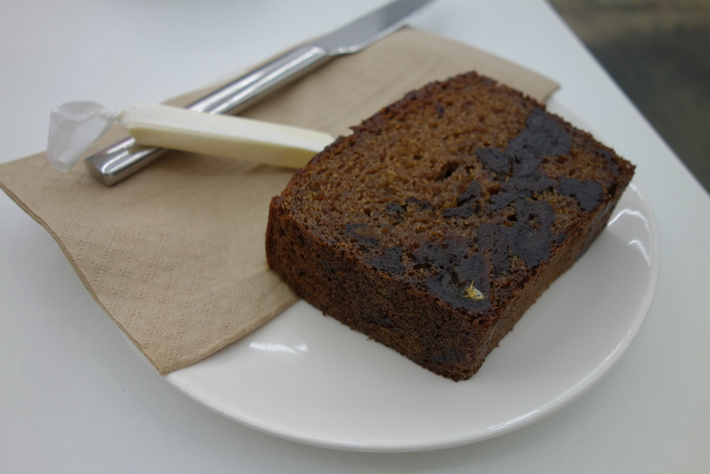 Spiced Date Slice at EightThirty