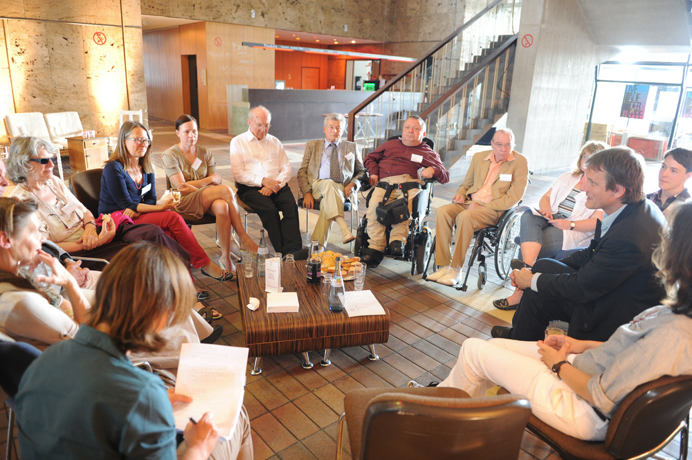 Bürger treffen OB-Kandidaten