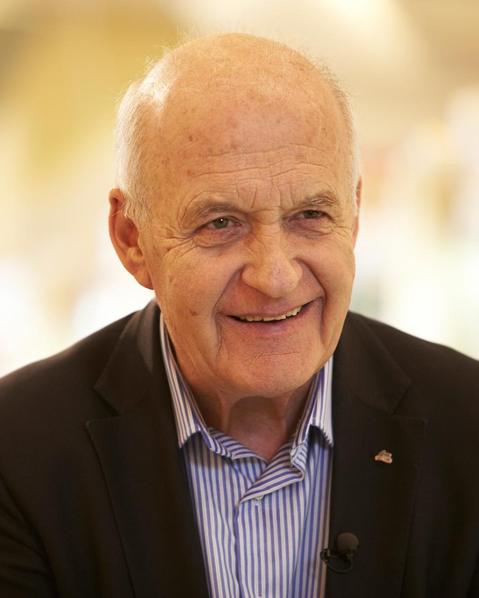 Prof. Götz W. Werner -