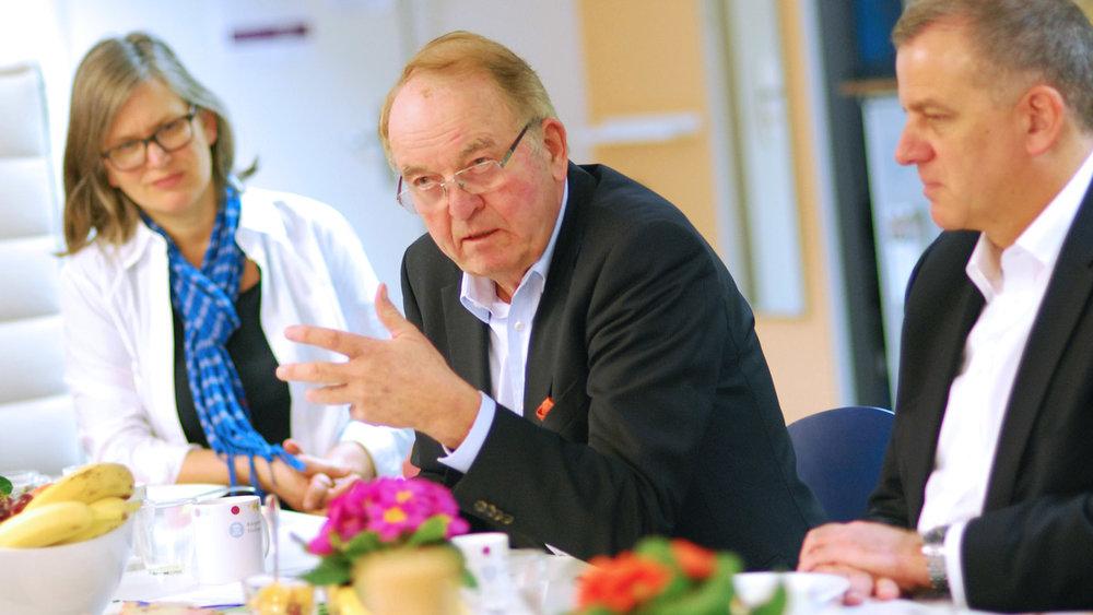 Jörg Menno Harms, Hewlett Packard GmbH