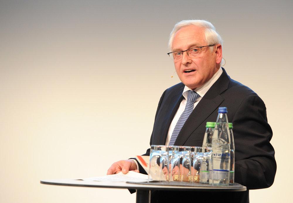 Uwe-Karsten Städter,  Vorstand Beschaffung der Porsche AG