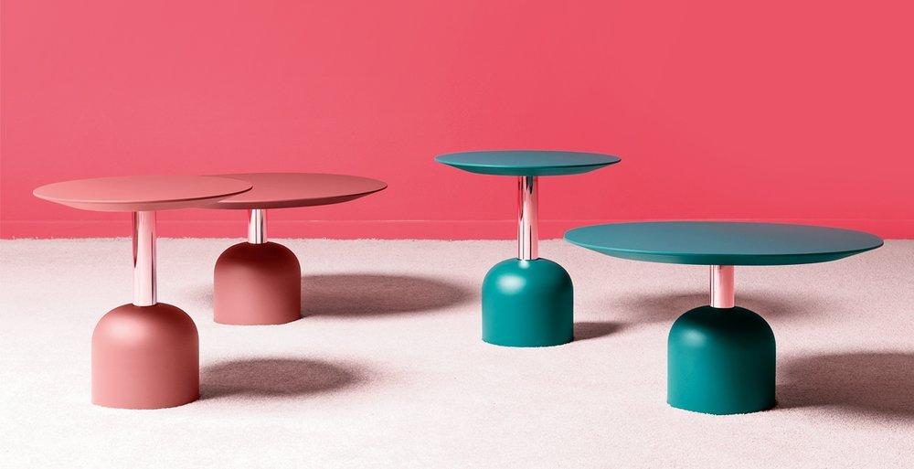 Illo-pöydät