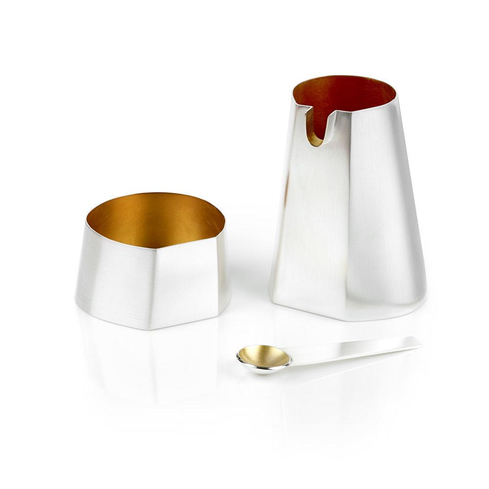 Milk jug set