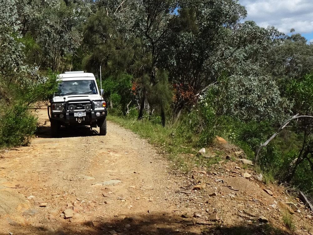 NSW. Ophir