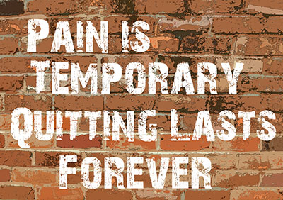 pain is temporary quitting lasts for ever motivational quotes for teenagers