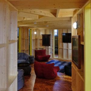 John Bell House Architecture Design Office Belfast