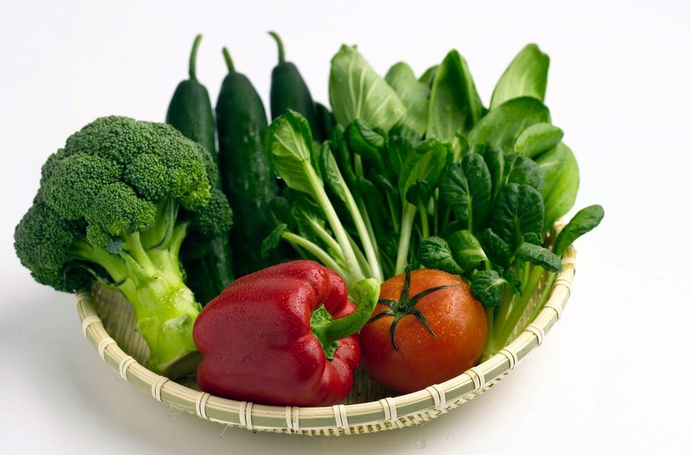 vegetais paleo low carb