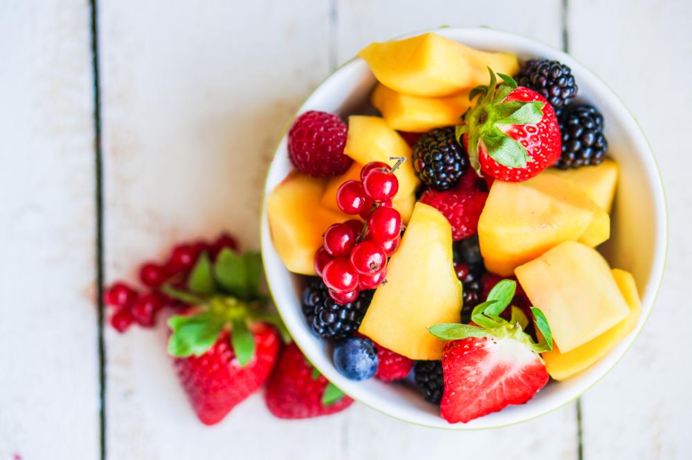 Frutas na dieta paleo