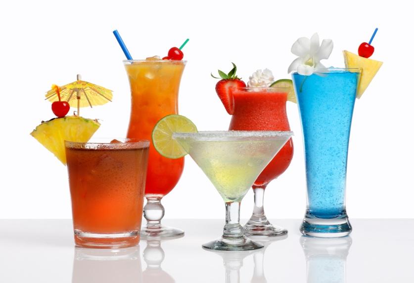 Drinks açucarados