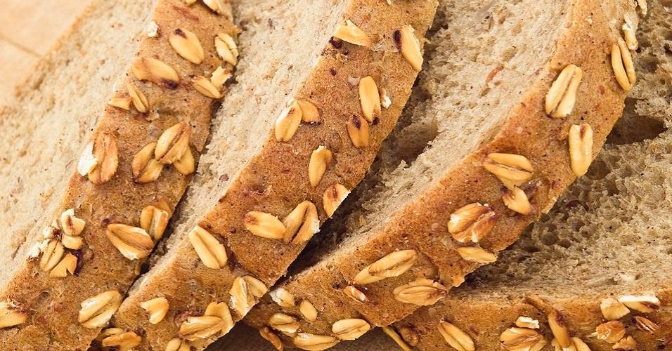 1 Fatia de pão de forma integral: 18-22g de carboidratos