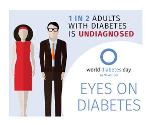 Dia Mundial da Diabetes 2016