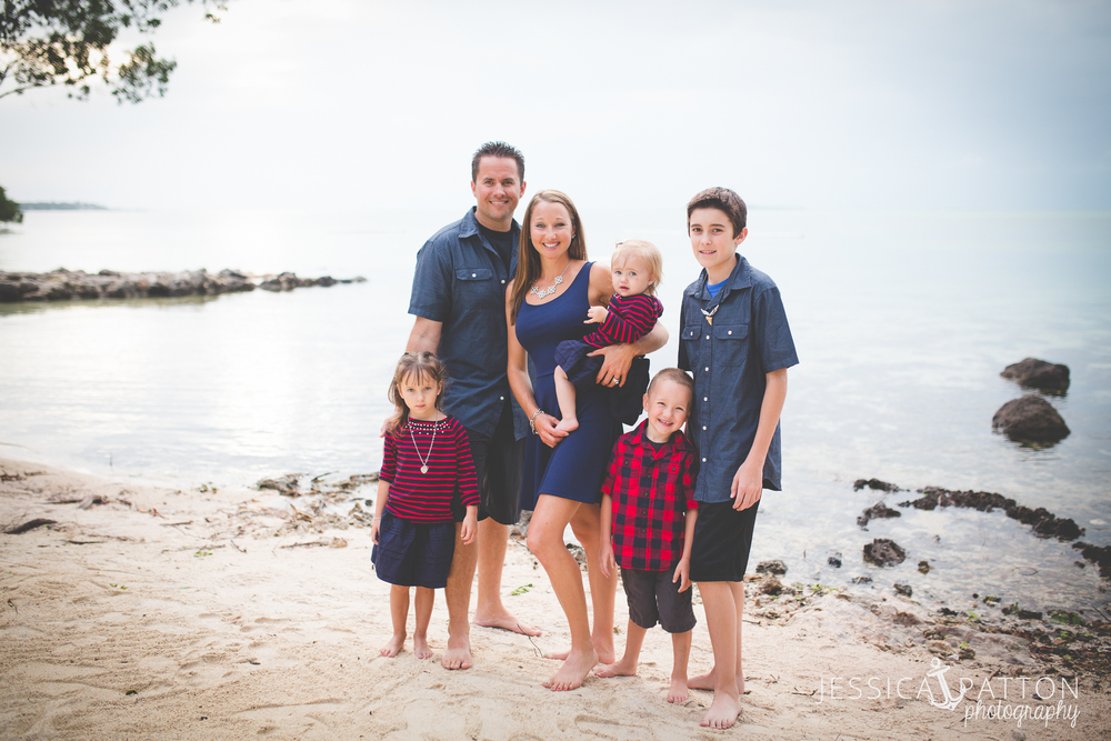 Family Photography Key Largo