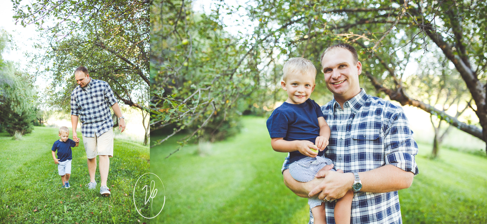 Cute Dad and Son Photos | Viridian Ivy Images | Northwest Ohio Wedding and Portrait Photographer