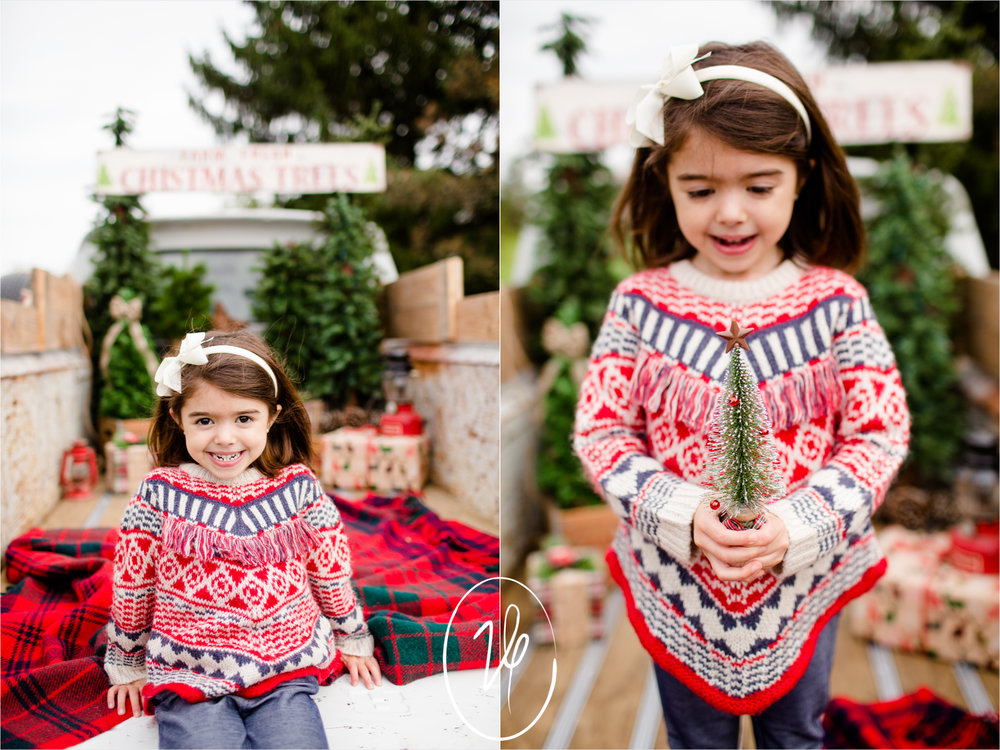 Christmas Mini | Sylvania Family Photographer | Sylvania, OH
