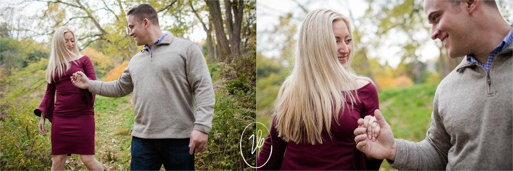 Viridian Ivy Images | Nichols Arboretum | Ann Arbor Engagement Photographer