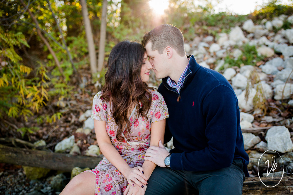 Viridian Ivy Images | Downtown Toledo Engagement Session | Toledo Wedding Photographer