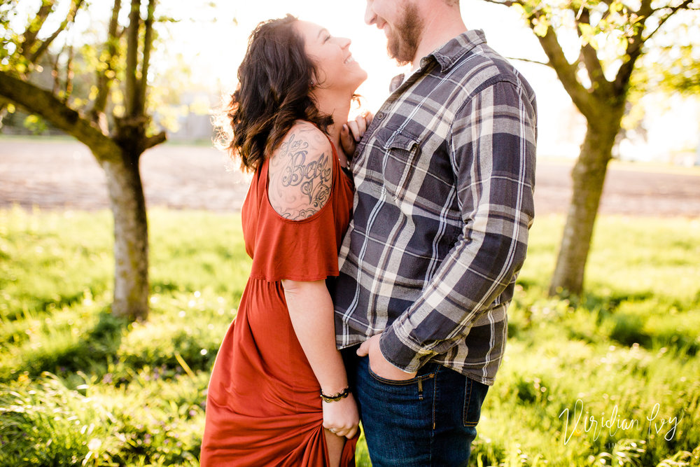 Viridian Ivy Images | SE Michigan Engagement Photographer| Ohio Wedding Photographer
