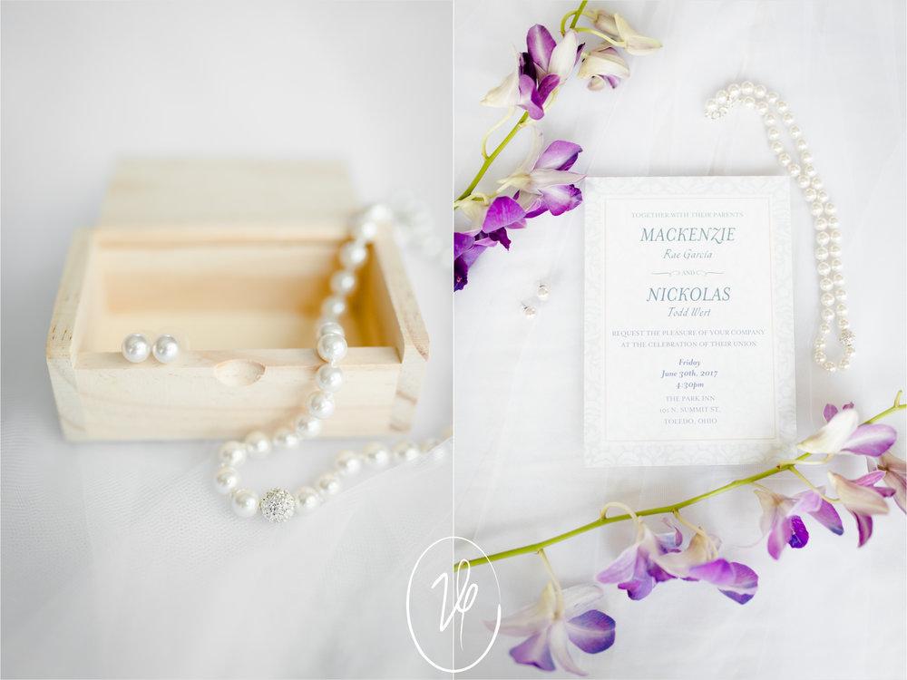 Toledo, OH | Ohio Wedding Photographers | Viridian Ivy Images