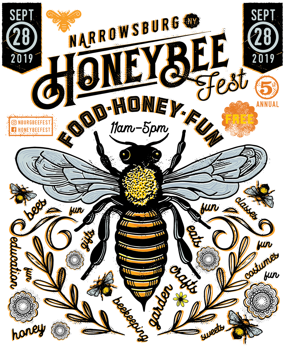 Narrowsburg Honey Bee Fest