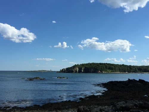 Portsmouth New Hampshire Blog | Seacoast Lately | Peaks Island Maine