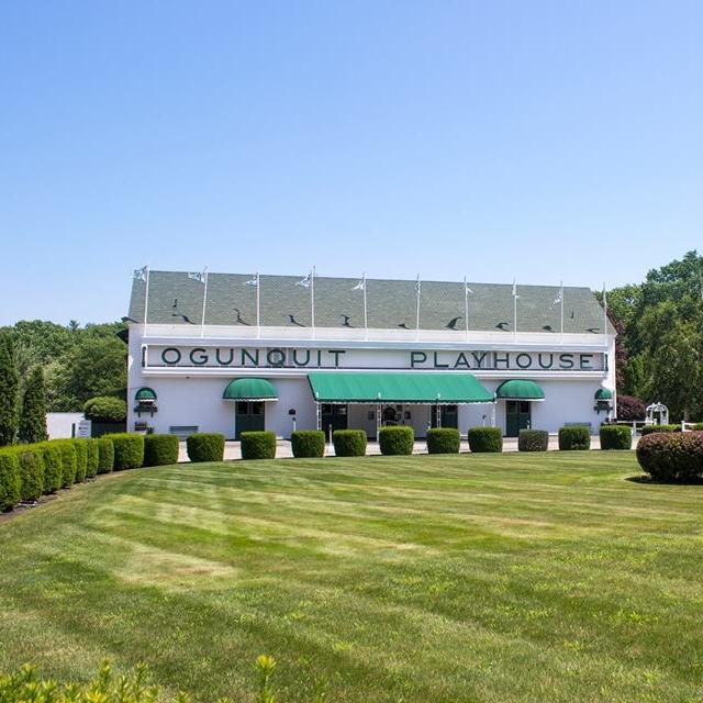 Ogunquit Playhouse. -