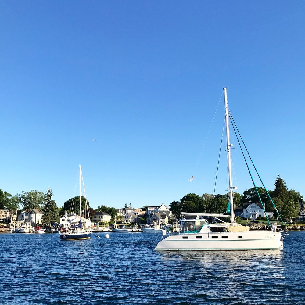 - Did you know passengers are able to bring along food and beverage aboard the Gundalow??Enjoy a picnic dinner and a glass of wine with friends while you spend time on the open ocean! One big group was celebrating someone's Birthday...