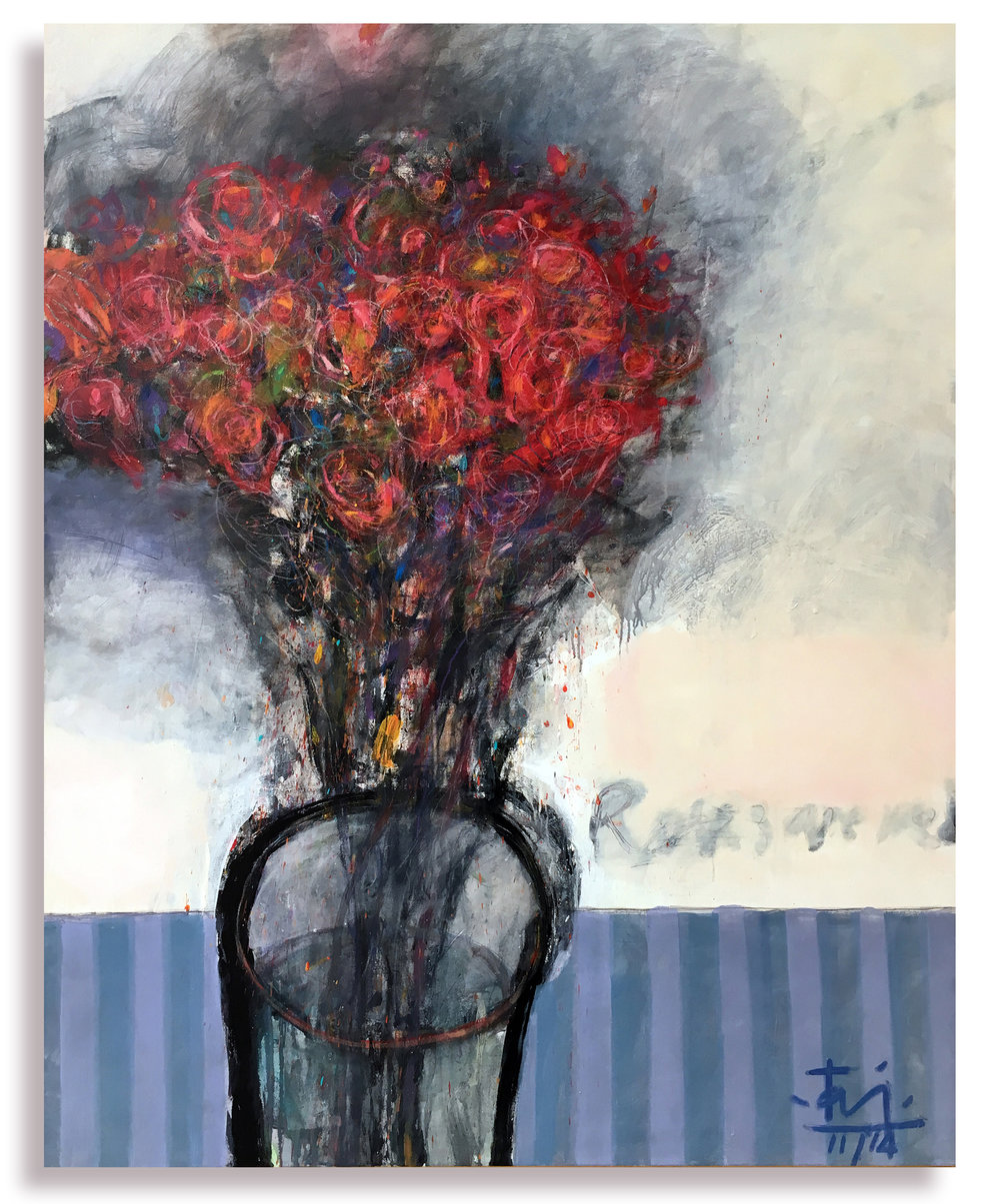 Roses are Red, 2014, 152cm x 122cm.JPG