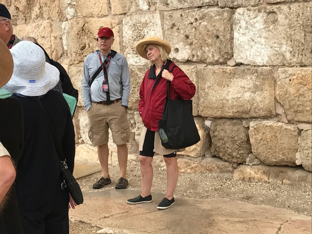 On the Herodian Stones