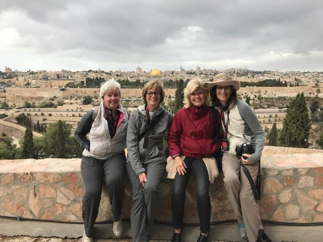 Linda, Meridith, Candace & Heidi