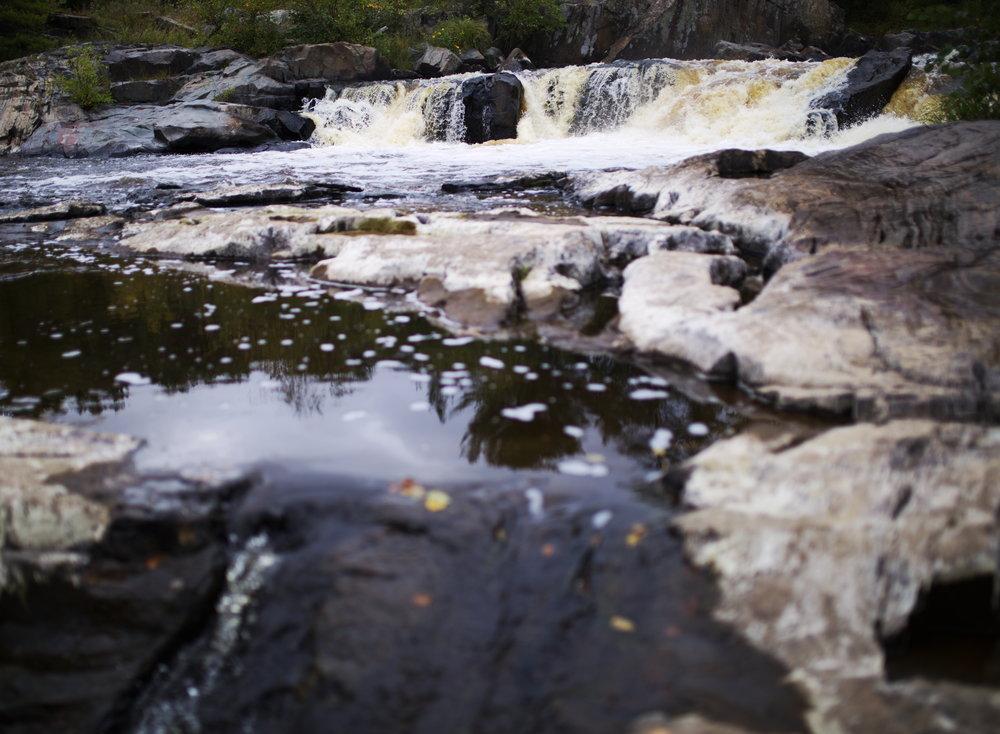 September Big Falls